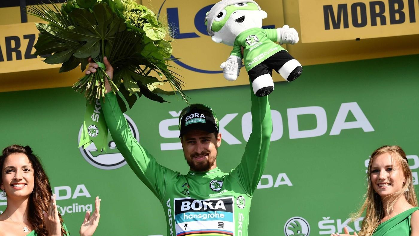 Tour, ancora Sagan. Colbrelli di nuovo secondo