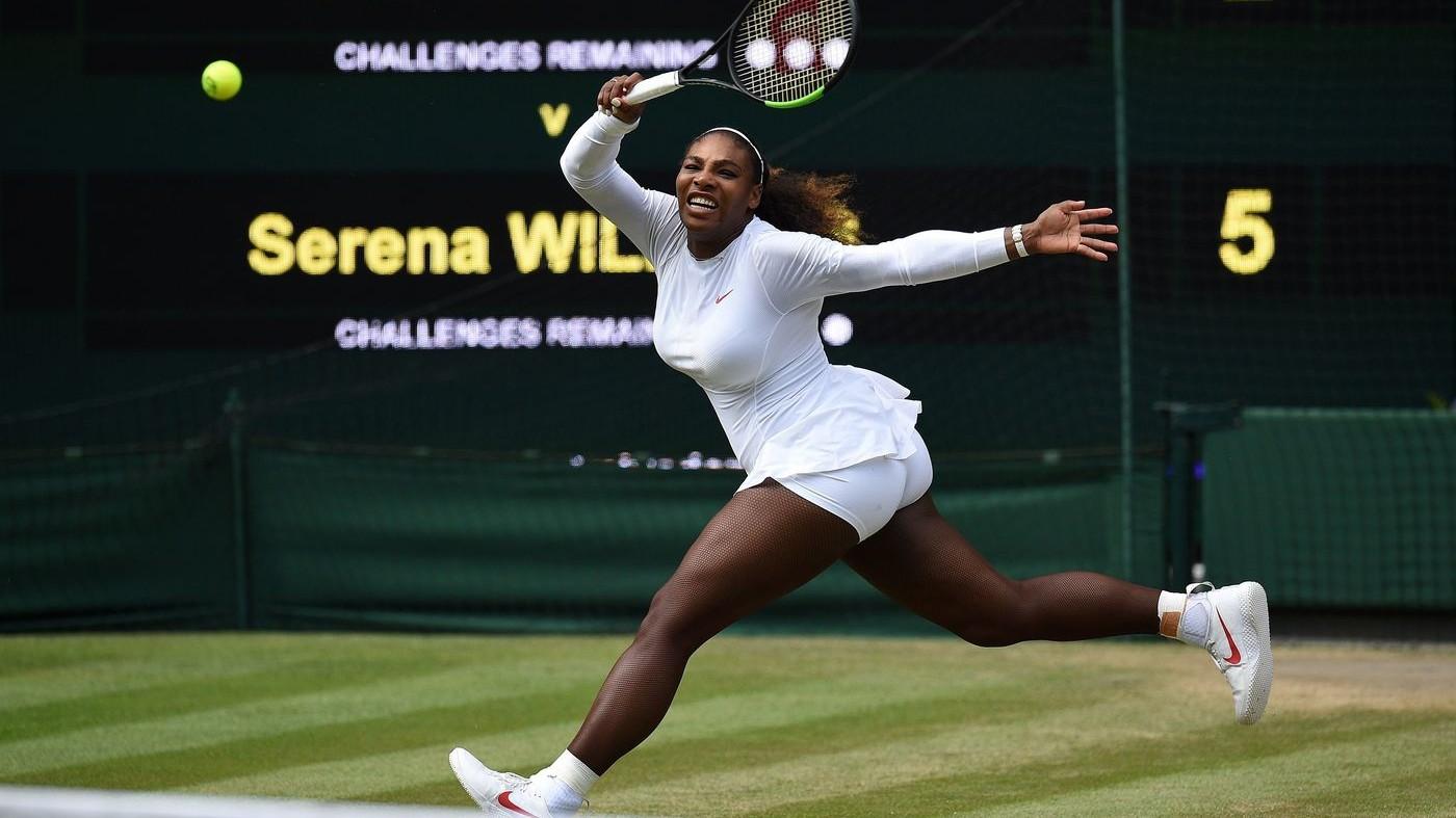 Wimbledon, sara Kerber-Serena Williams la finale donne