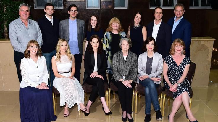 Downton Abbey arriva sul grande schermo: la celebre serie tv diventa film
