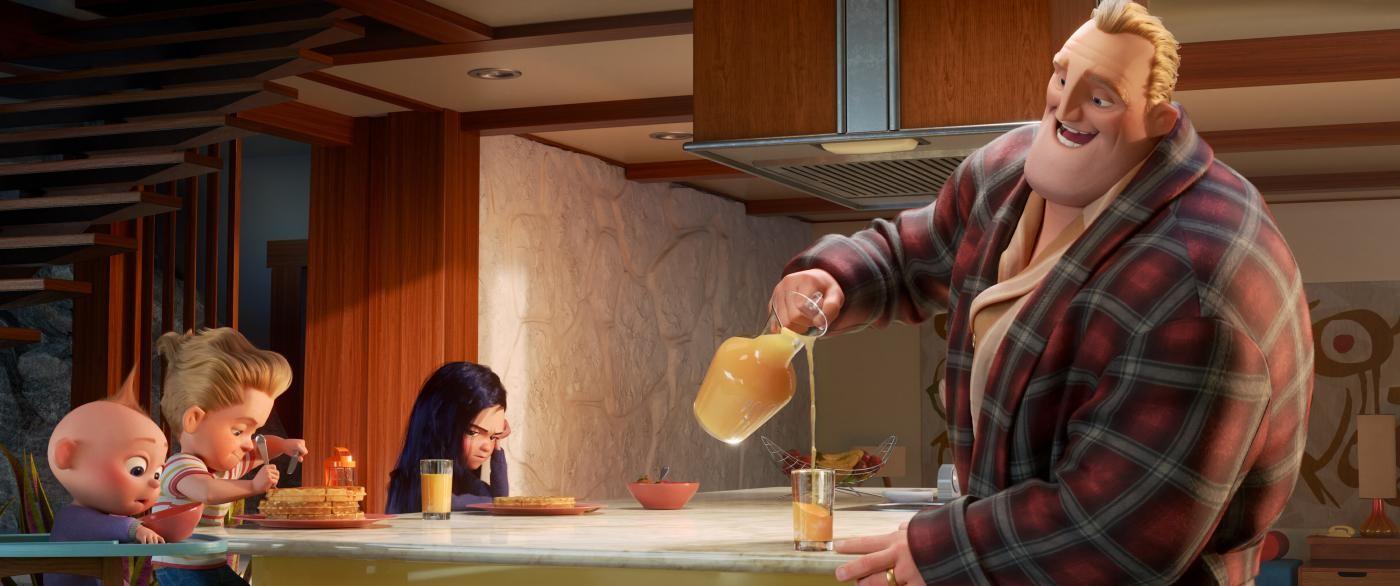"""""""Gli Incredibili 2"""" è già da record: 8 motivi per non perdere il nuovo Pixar"""