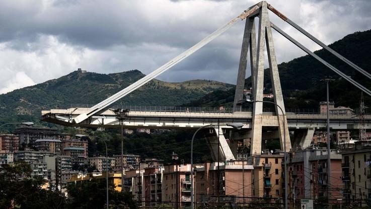 Genova, in arrivo provvedimenti speciali per ponte Morandi