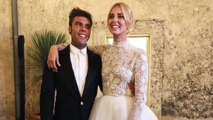 Ferragnez, le nozze che hanno sbancato Instagram: oltre 32 milioni di interazioni