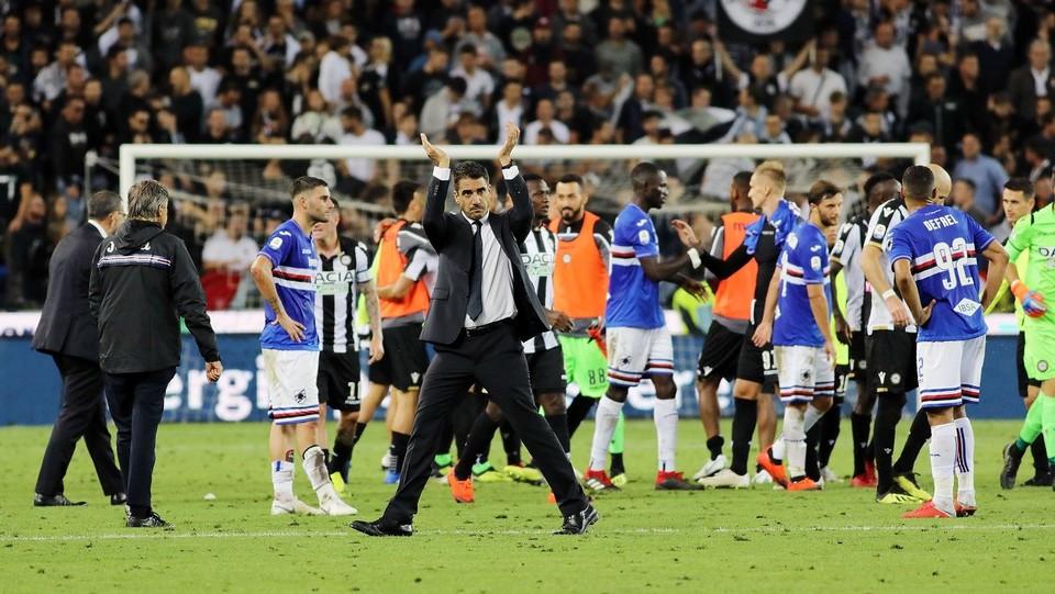 E' festa Udinese ©Andrea Bressanutti/LaPresse