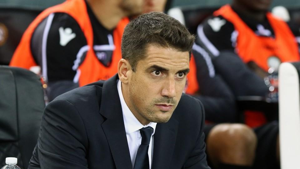 Julio Velazquez, è il più giovane allenatore della Serie A ©Andrea Bressanutti/LaPresse