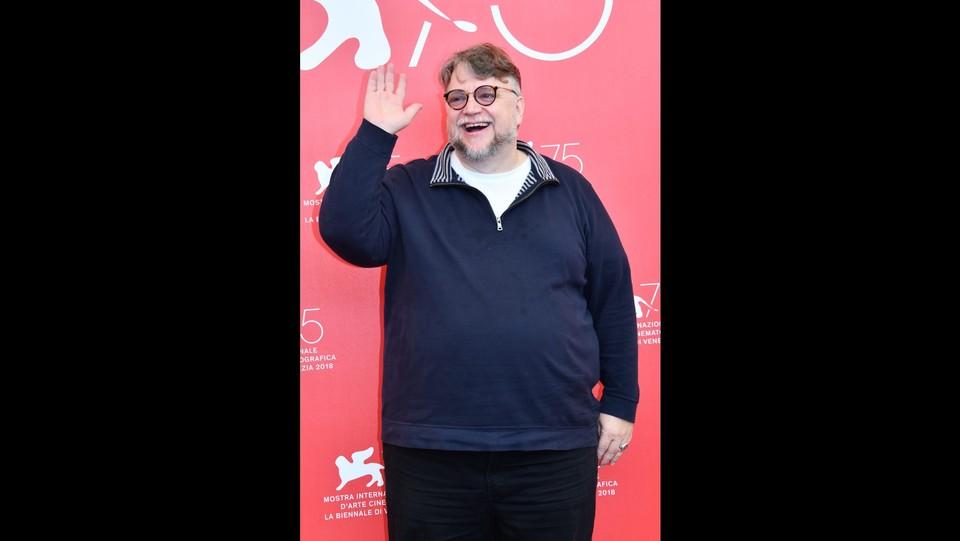 Guillermo Del Toro ©Gian Mattia D'Alberto / LaPresse