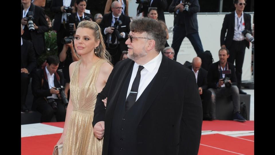 Guillermo Del Toro ©Piergiorgio Pirrone/LaPresse