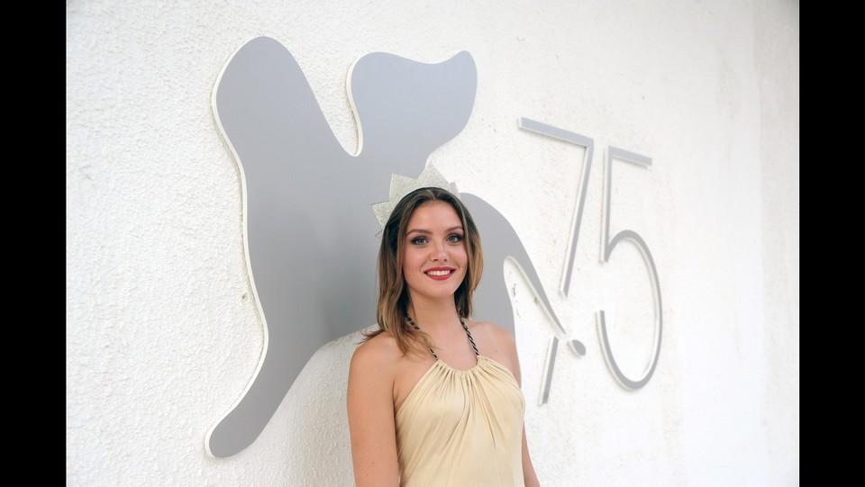 Venezia75 - Ritratti dI miss Italia 2017, Alice Rachele Arlanch ©Piergiorgio Pirrone/LaPresse