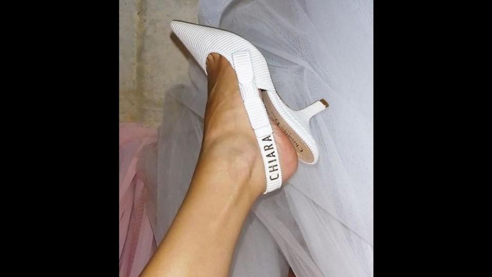 Le scarpe personalizzate ©