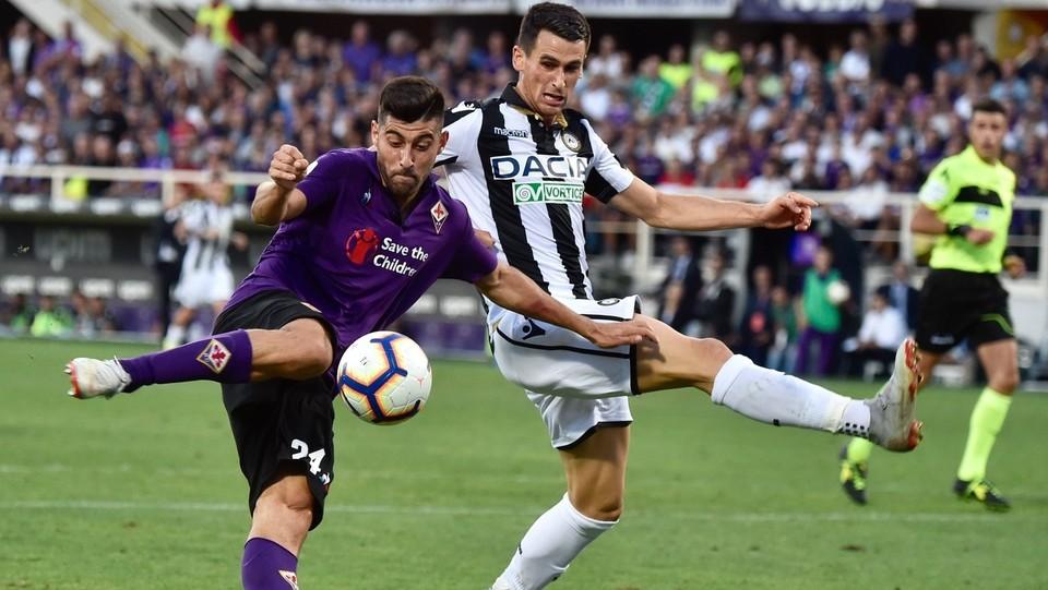 Gol di Benassi al 28' del secondo tempo 1-0 ©Jennifer Lorenzini/LaPresse