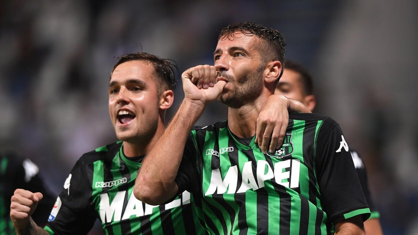 Festival del gol al Mapei Stadium. Il Sassuolo seppellisce il Genoa: 5-3