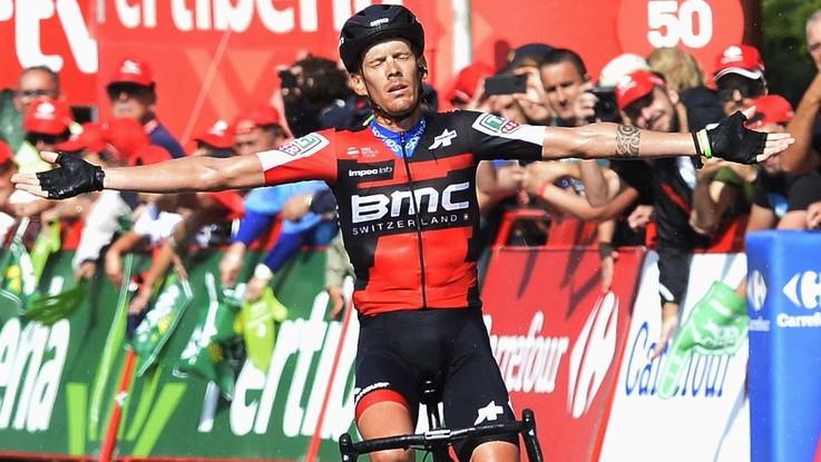 Ciclismo, Vuelta: 11esima tappa a De Marchi, Yates resta in maglia rossa
