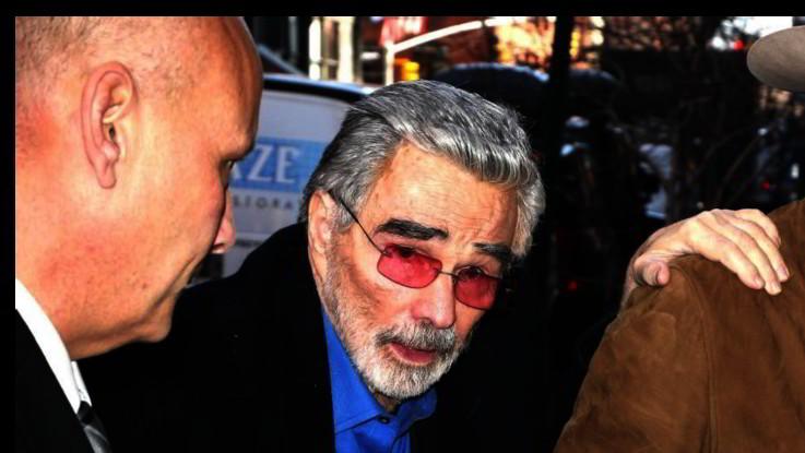 Morto Burt Reynolds: l'attore nominato agli Oscar aveva 82 anni