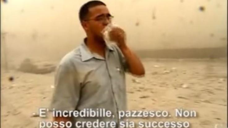 Dentro l'inferno dell'11 settembre, ecco il video inedito di un cameraman