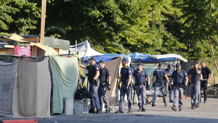 migranti roma profughi diciotti