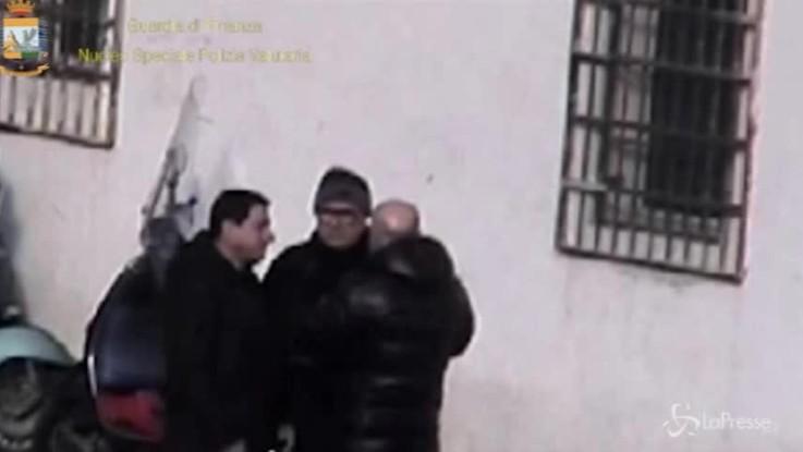 Palermo, arrestato il boss Giuseppe Corona