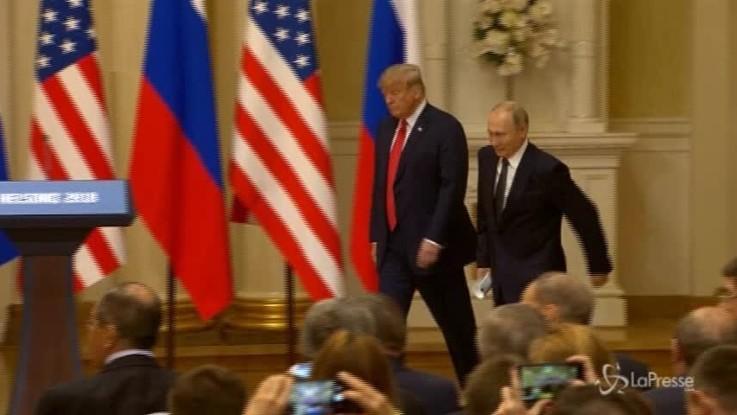 """Trump: """"Il Russiagate è solo una farsa"""". Repubblicani in rivolta"""