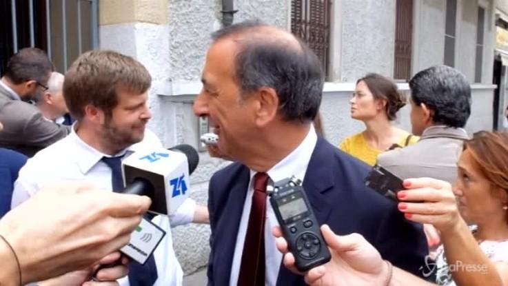 """I disoccupati puliscono Milano, sindaco Sala: """"Il progetto non è più un esperimento"""""""