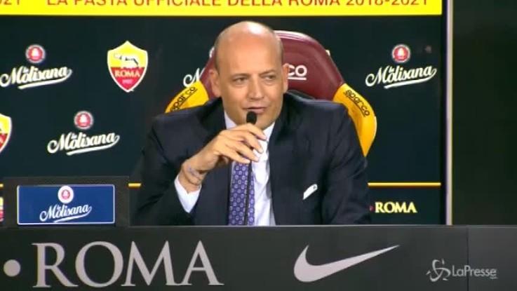 """Roma, Baldissoni: """"Fiducia per lo stadio, è un nostro diritto"""""""
