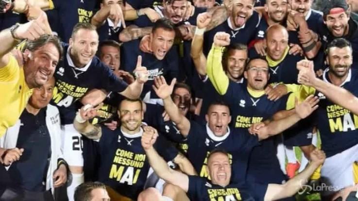 Parma e Chievo, a rischio la serie A