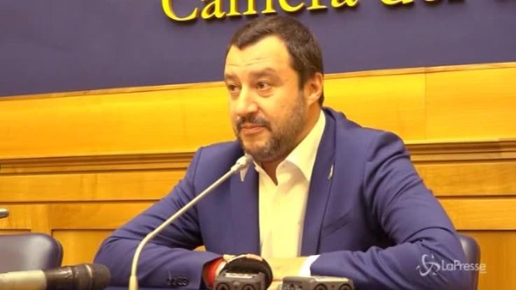 """Open Arms, Salvini: """"Una giornalista tedesca racconterà i fatti"""""""