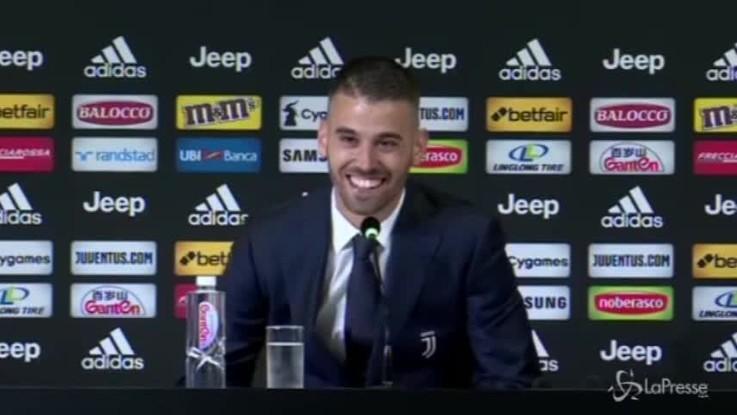 """Spinazzola: """"Stare qui è un sogno, il 7? Lo lascio a Ronaldo..."""""""