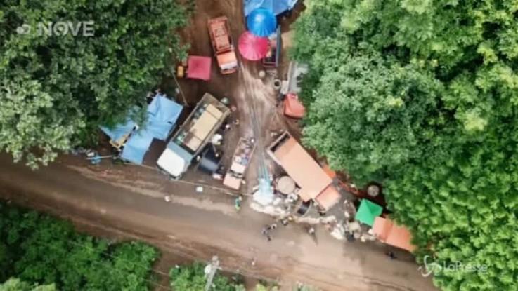 Thailandia, 18 giorni per la salvezza