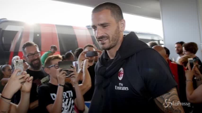 Nostalgia Juve, Bonucci pronto al grande ritorno