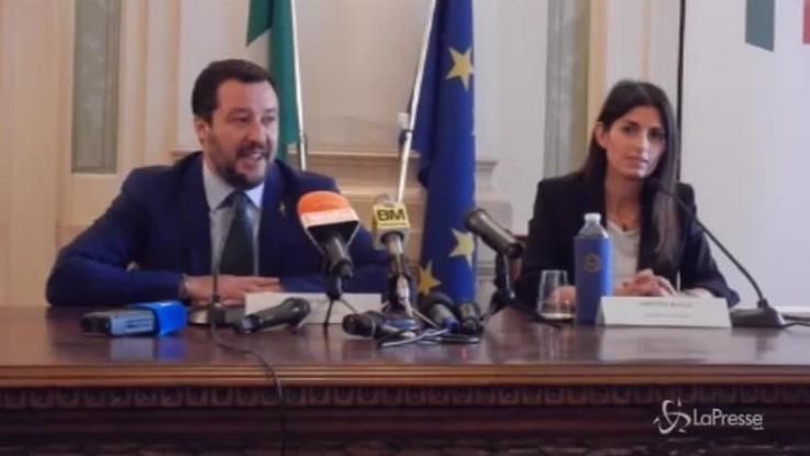 """Sgombero Camping River, Salvini: """"Corte europea non ne ferma la chiusura"""""""