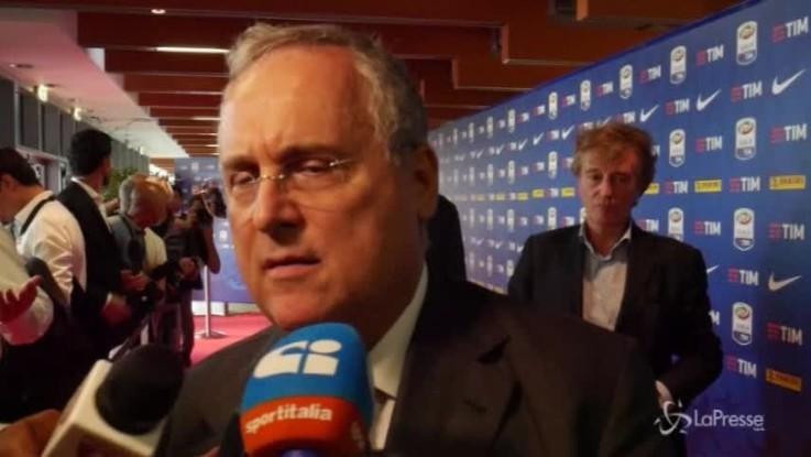 """Lazio, Lotito: """"Milinkovic Savic non è in vendita, valuteremo proposte 'indecenti'..."""""""