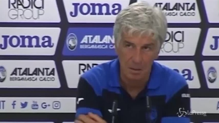 """Atalanta, Gasperini: """"Risultato che non rispecchia la partita"""""""