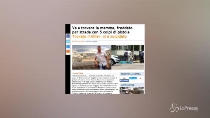 Omicidio a Vicenza, il killer si è suicidato