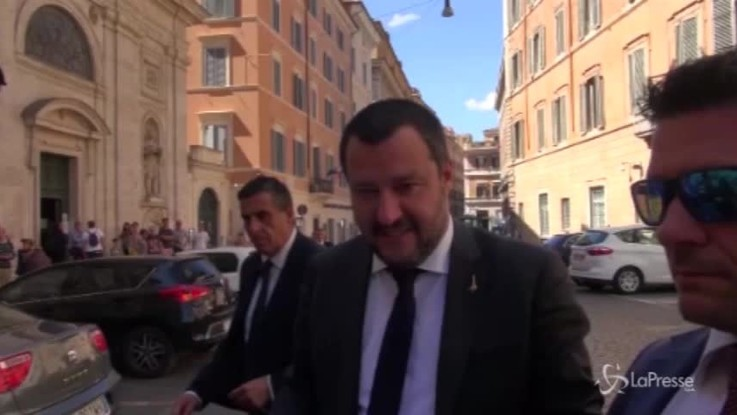 "Tav, Salvini media: ""Valutiamo costi e benefici"""