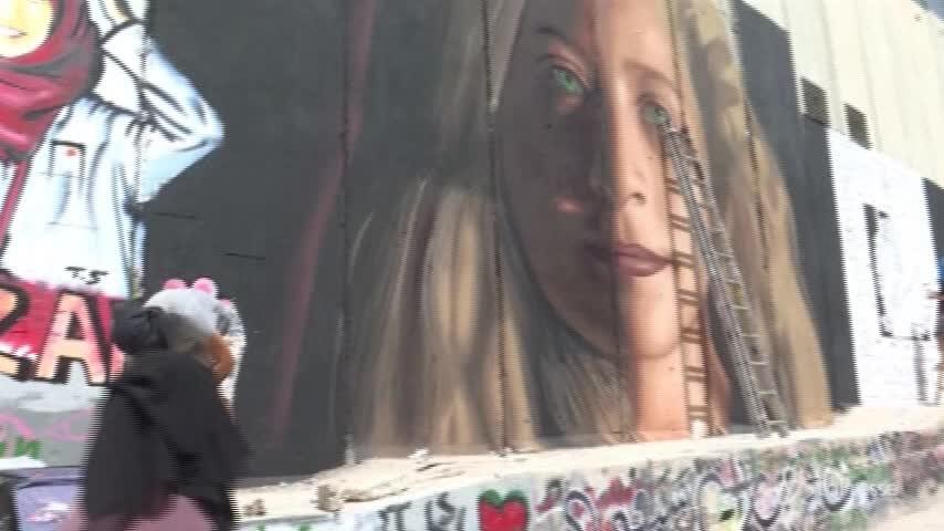 Betlemme, arrestato street artist italiano Jorit