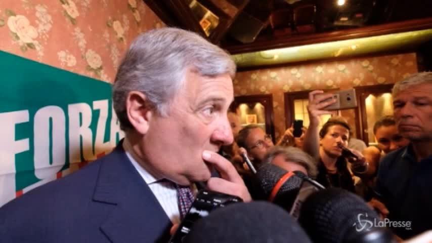 """Nomine Rai, Tajani: """"Non voteremo Foa, è stato seguito un metodo sbagliato"""""""