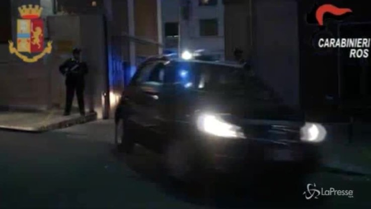 'Ndrangheta, a Reggio Calabria maxi blitz contro la cosca 'Libri'