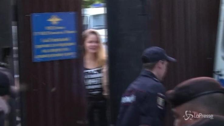 Russia 2018, Pussy Riot rilasciate e subito riarrestate