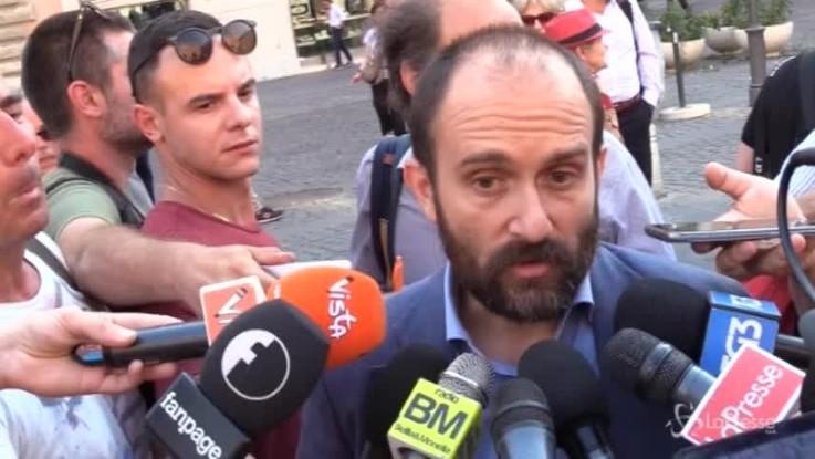 """Asso 28, Orfini: """"Toninelli incapace, in Libia porti non sicuri"""""""
