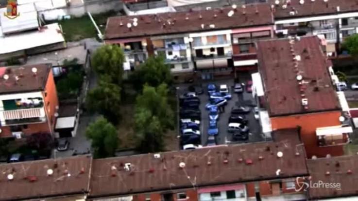Napoli, spaccio di droga a Fuorigrotta: sei arresti