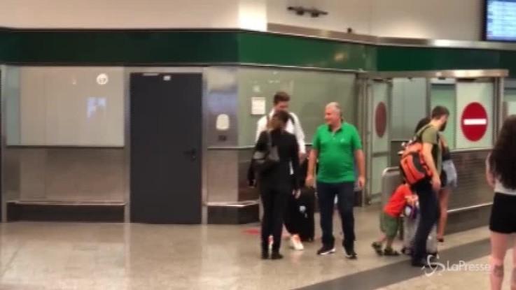"""Milan, è arrivato Caldara: """"Contento di essere qui"""""""