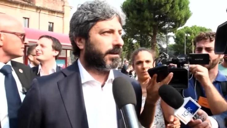 """Strage di Bologna, Fico: """"Ferita rimarrà aperta finché non si farà luce"""""""