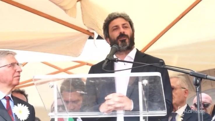 """Strage di Bologna, Fico: """"Stato democratico si regge sulla conoscenza della verità"""""""