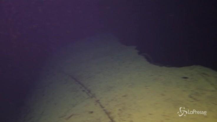 Capraia, ritrovato sommergibile affondato 100 anni fa