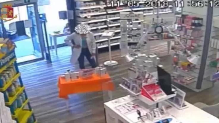 Milano, arrestato il rapinatore con pistola 'fantasma'