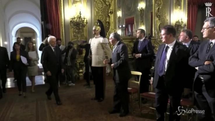 L'antiterrorismo indaga sugli attacchi web a Mattarella