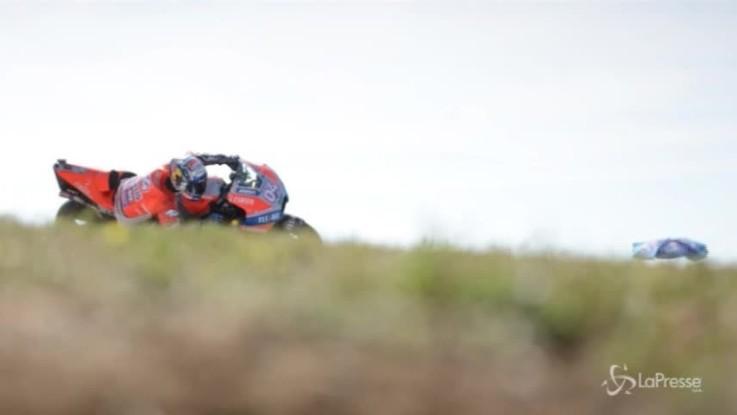 MotoGp, trionfo di Dovizioso a Brno