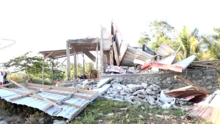 Sisma in Indonesia di magnitudo 7: almeno 37 morti