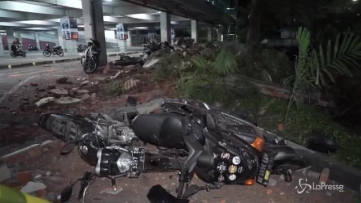 Sisma in Indonesia di magnitudo 7: decine di morti