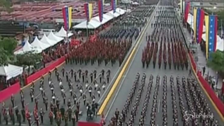 Venezuela, attentato a Maduro: sei arresti