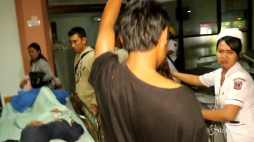 Sisma Indonesia, si aggrava il bilancio delle vittime