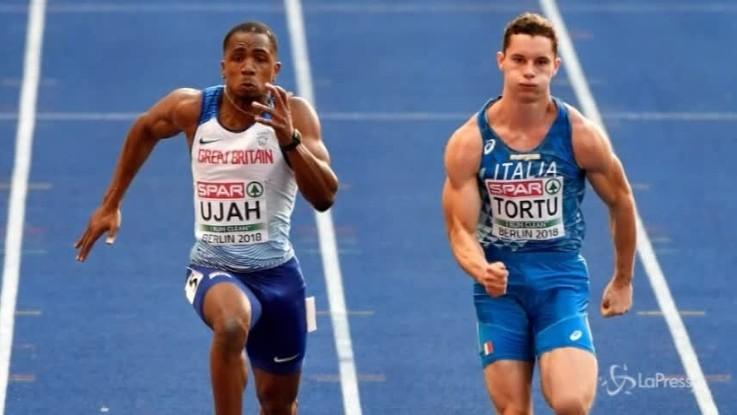 Europei atletica, delusione Tortu